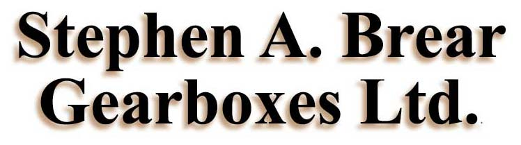 Stephen Brear Gearboxes Logo